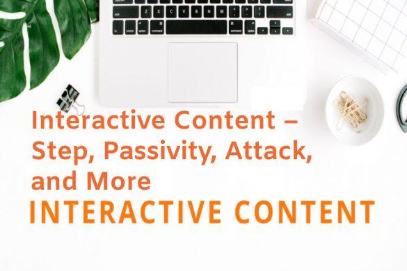 interactiv content