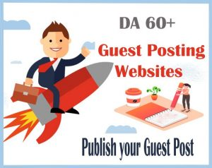 Guest Posting Opportunities